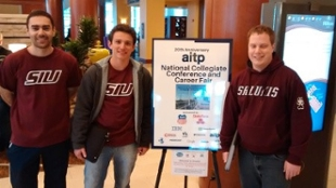 IST attended AITP National Collegiate Conference